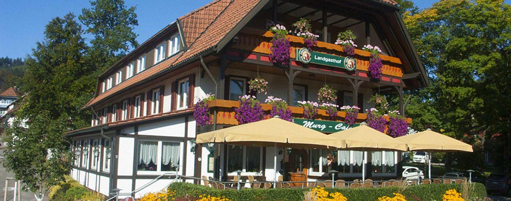 Gasthof | Pension | Murg-Café